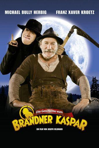 Die Geschichte vom Brandner Kaspar Poster