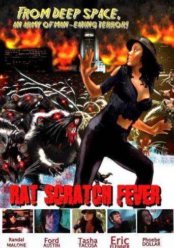 Rat Scratch Fever Poster