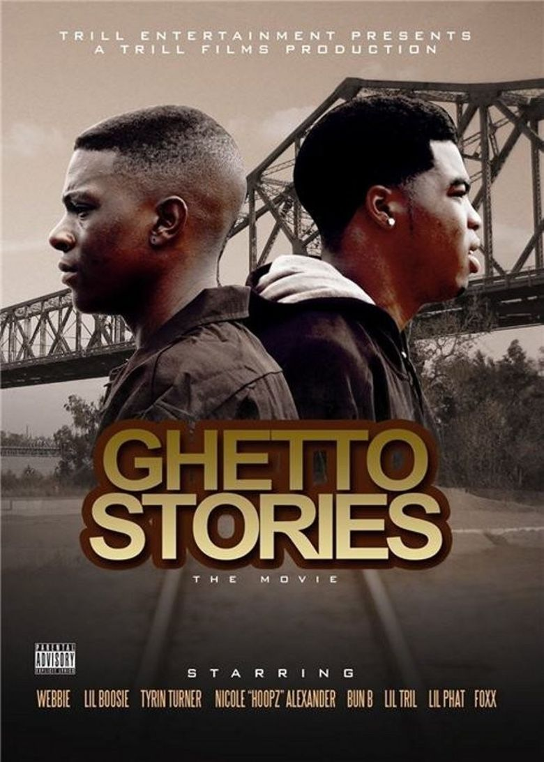 Ghetto Stories: The Movie Poster