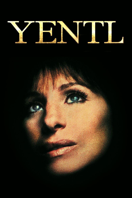 Yentl Poster