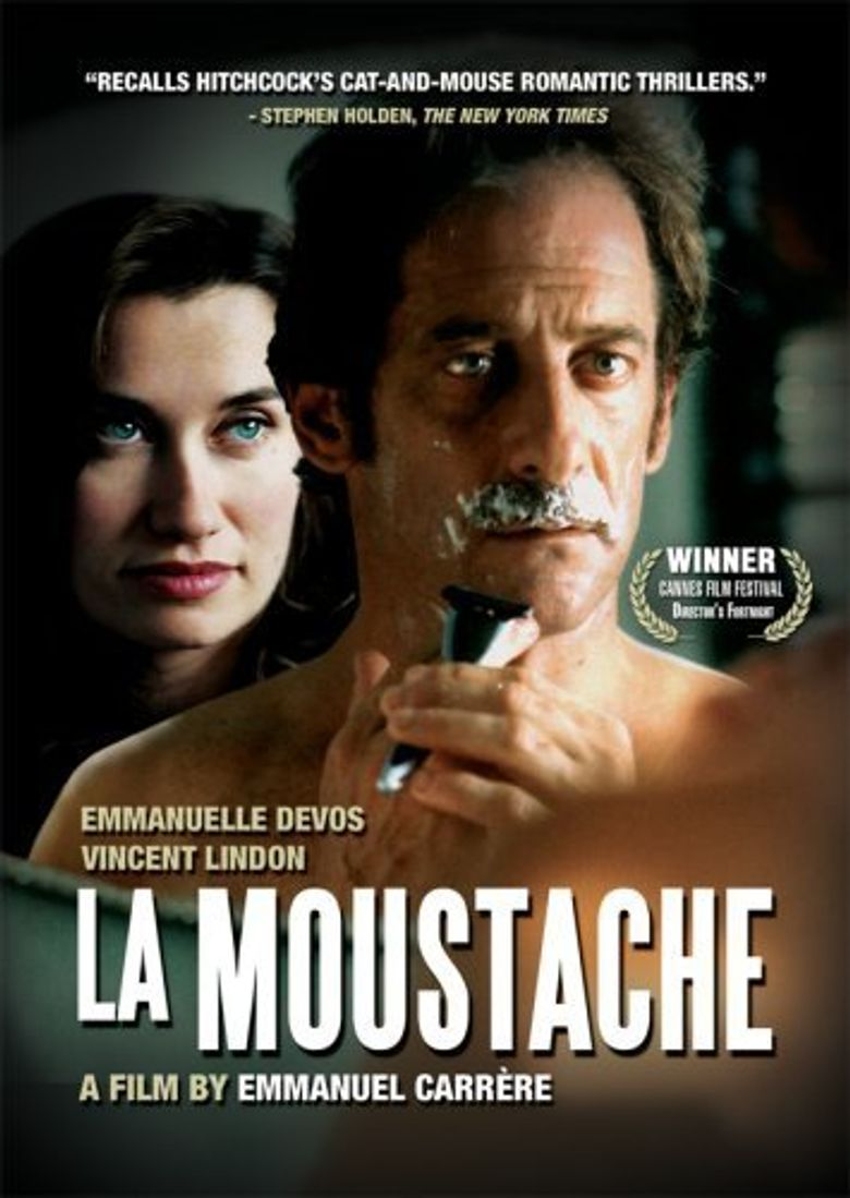 The Moustache Poster