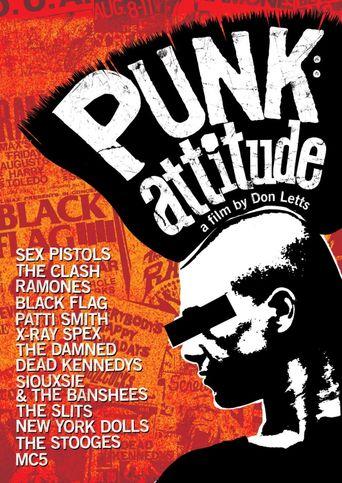 Punk: Attitude Poster