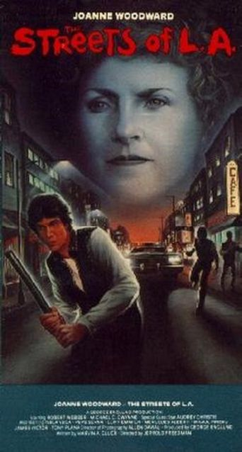 The Streets of L.A. Poster