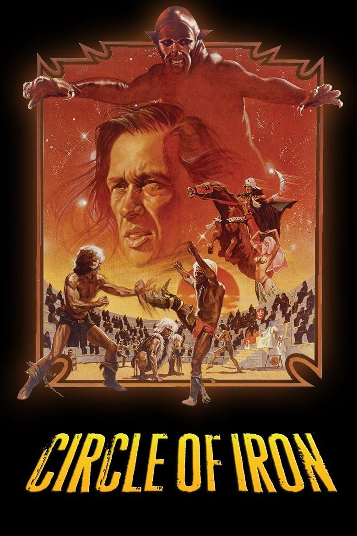 Circle of Iron Poster
