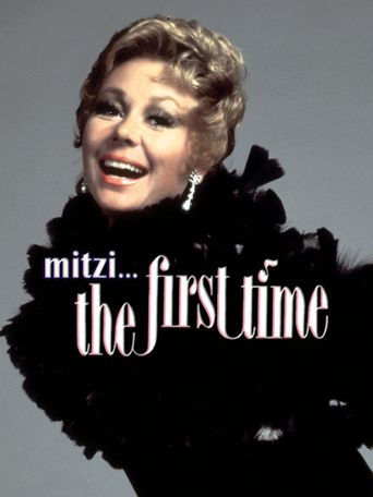 Mitzi... The First Time Poster