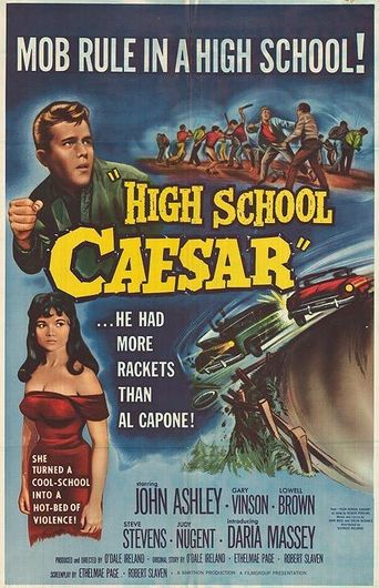 High School Caesar Poster
