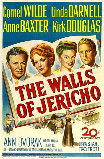 The Walls of Jericho Poster