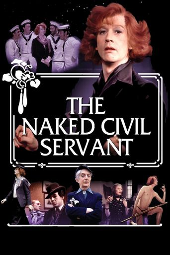 The Naked Civil Servant Poster