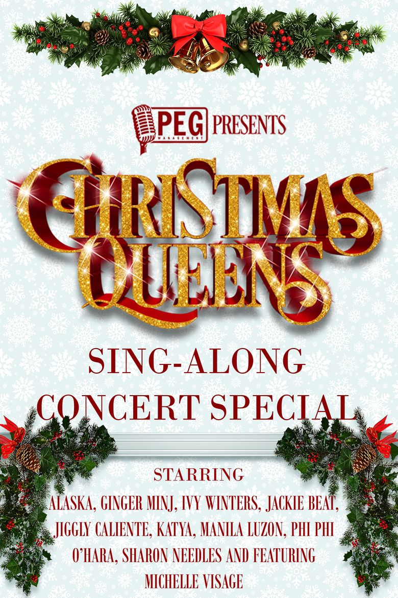 Christmas Queens Poster