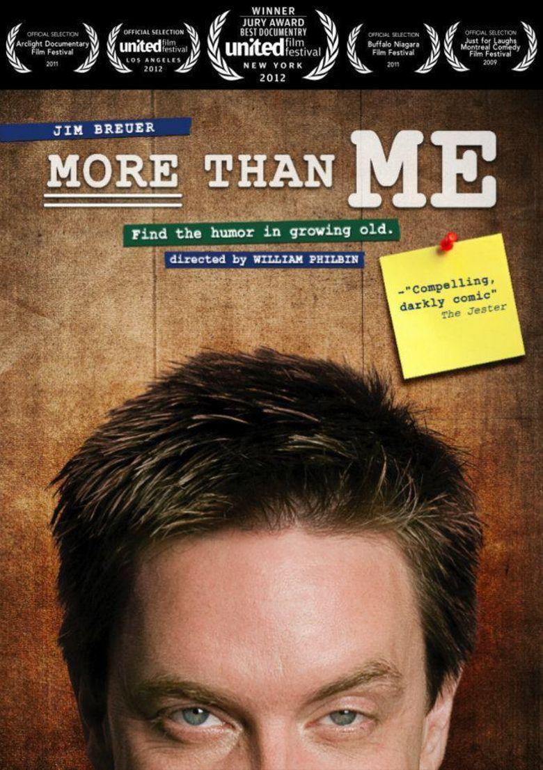 Jim Breuer: More Than Me Poster