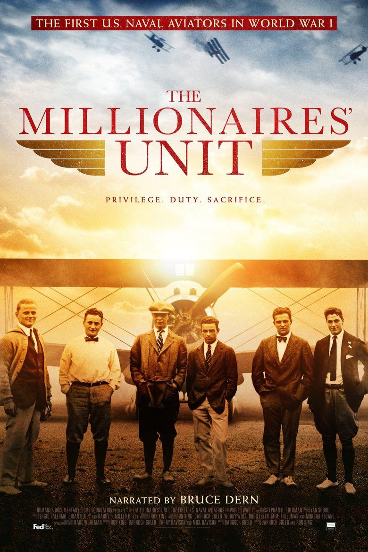 The Millionaires' Unit Poster