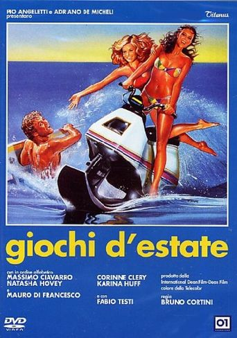 Giochi d'estate Poster