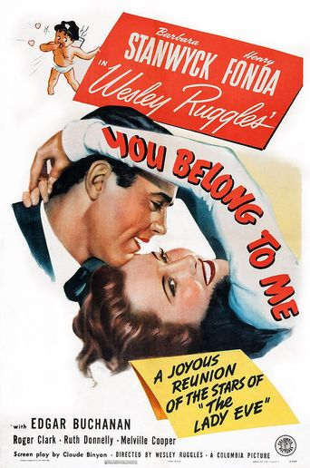 You Belong to Me Poster