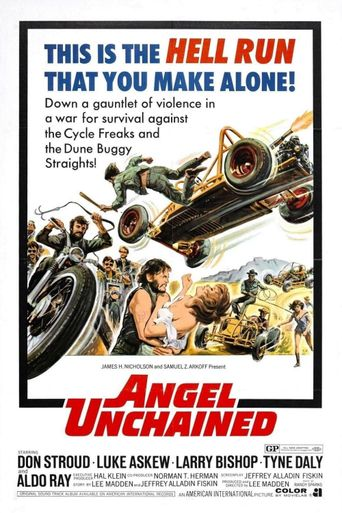 Angel Unchained Poster