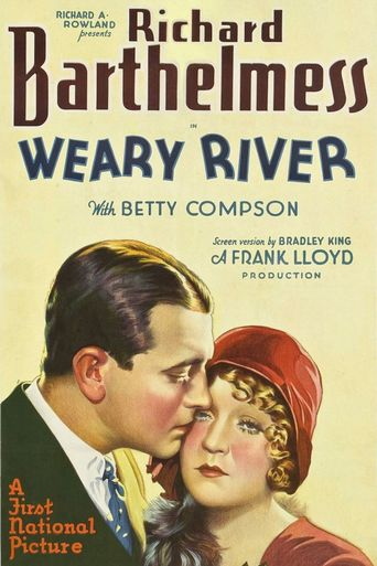 Weary River Poster
