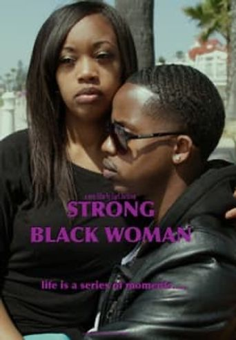 Strong Black Woman Poster