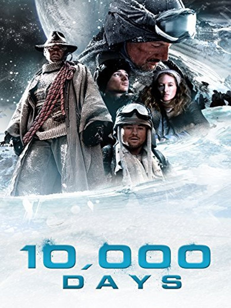 10,000 Days Poster