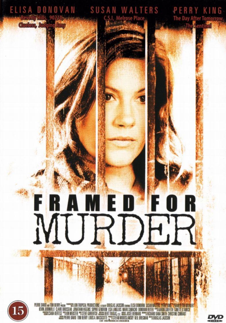 Framed for Murder Poster