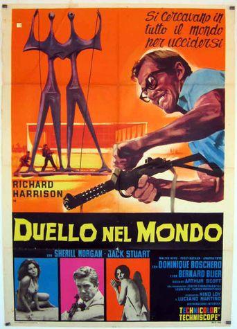 Duello nel mondo Poster