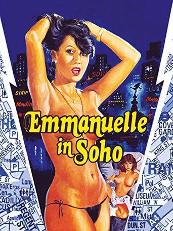 Emmanuelle in Soho Poster