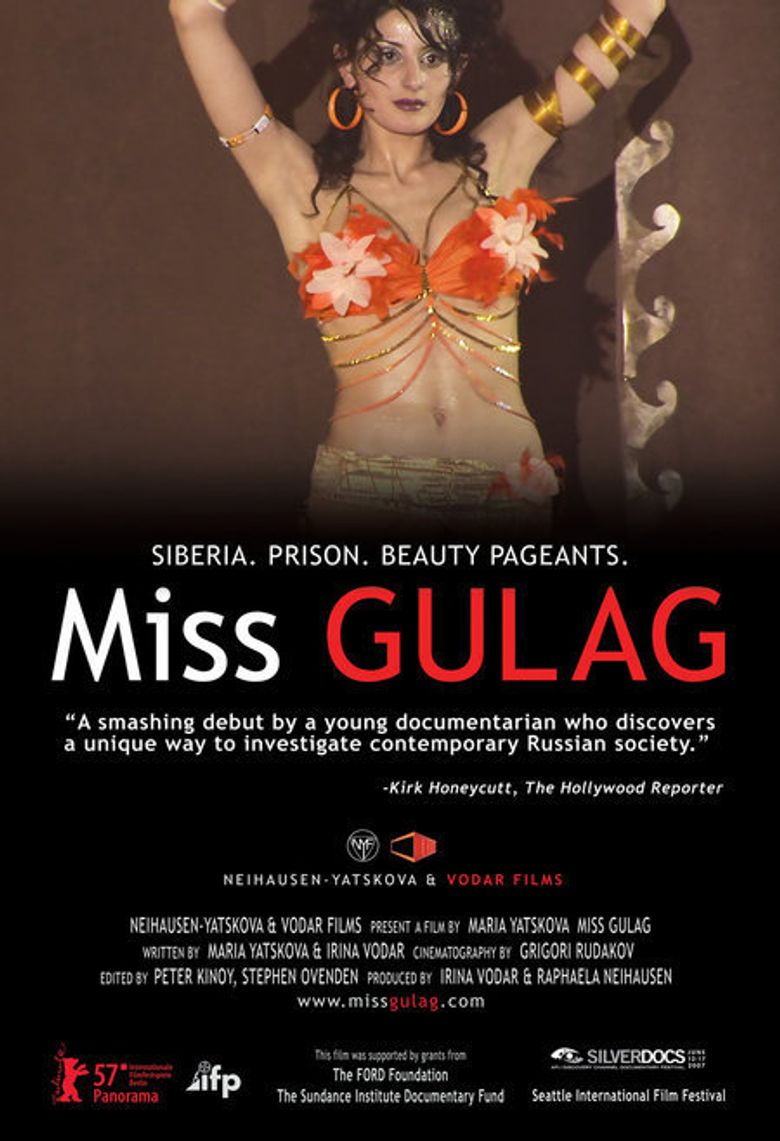 Miss Gulag Poster