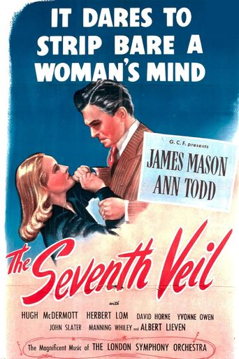 The Seventh Veil Poster