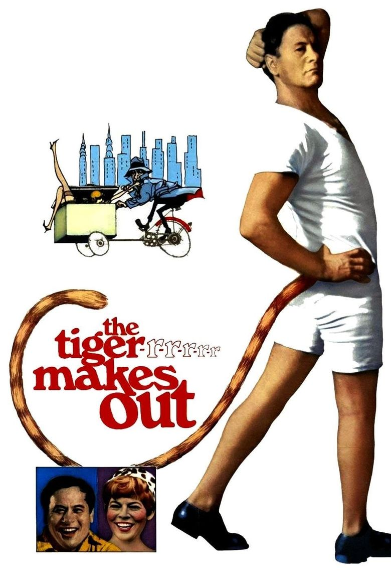 The Tiger Makes Out Poster