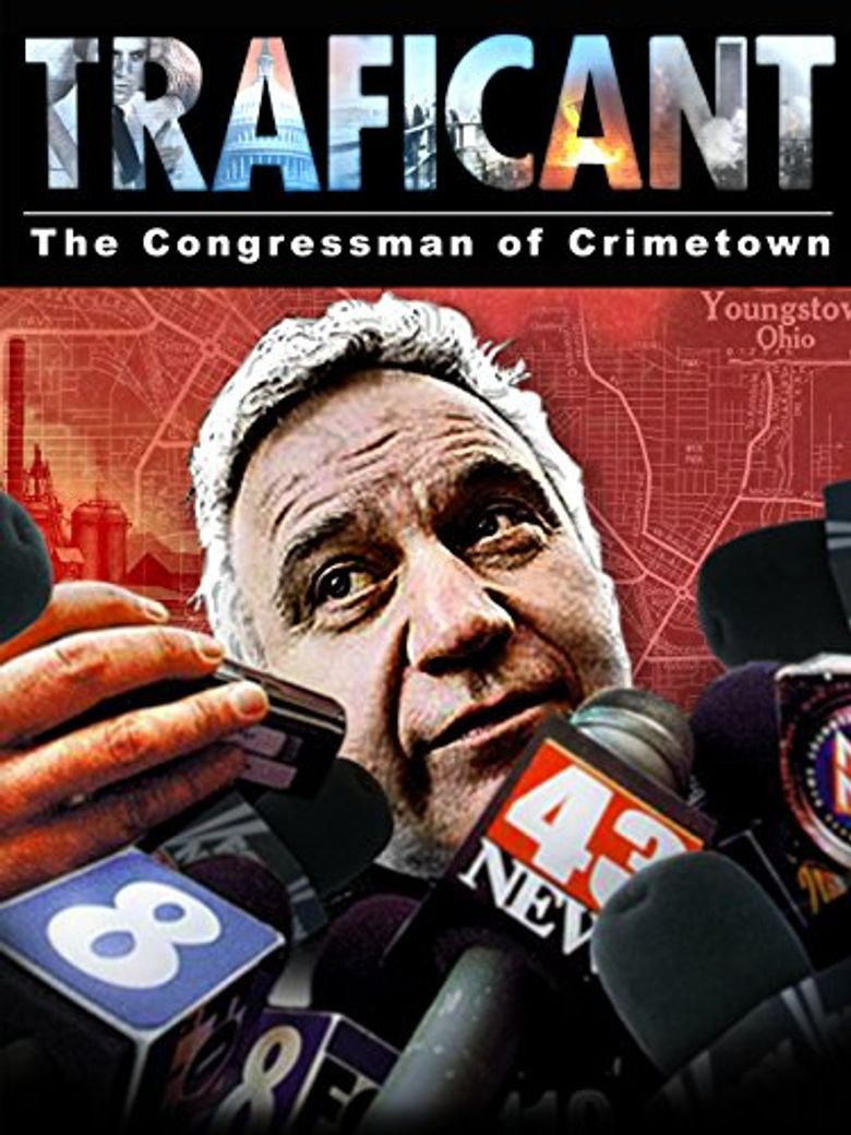 Traficant: The Congressman of Crimetown Poster