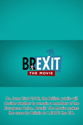 Brexit: The Movie Poster