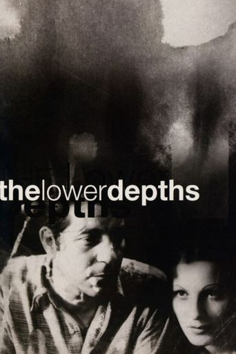 The Lower Depths Poster