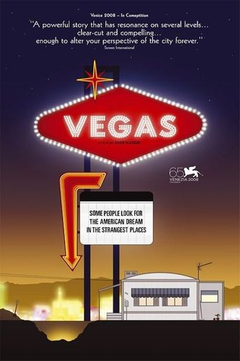 Vegas: Based on a True Story Poster