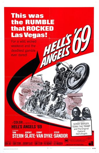 Watch Hell's Angels '69