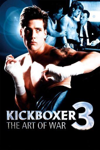 Kickboxer 3: The Art of War Poster