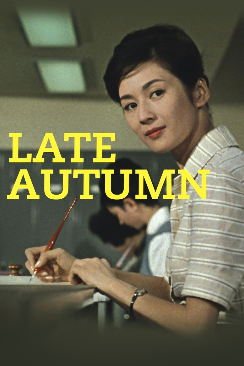 Late Autumn Poster