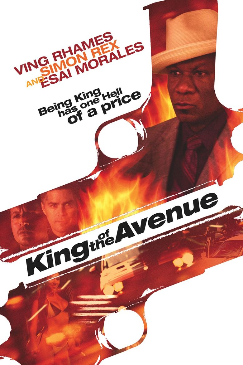 King of the Avenue Poster