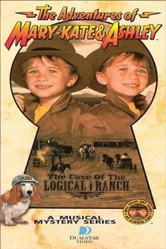 The Adventures of Mary-Kate & Ashley: The Case of the Logical i Ranch Poster