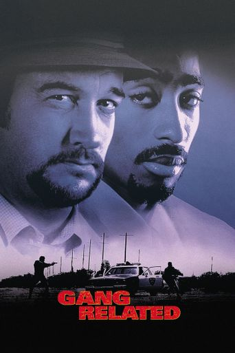 Gang Related Poster