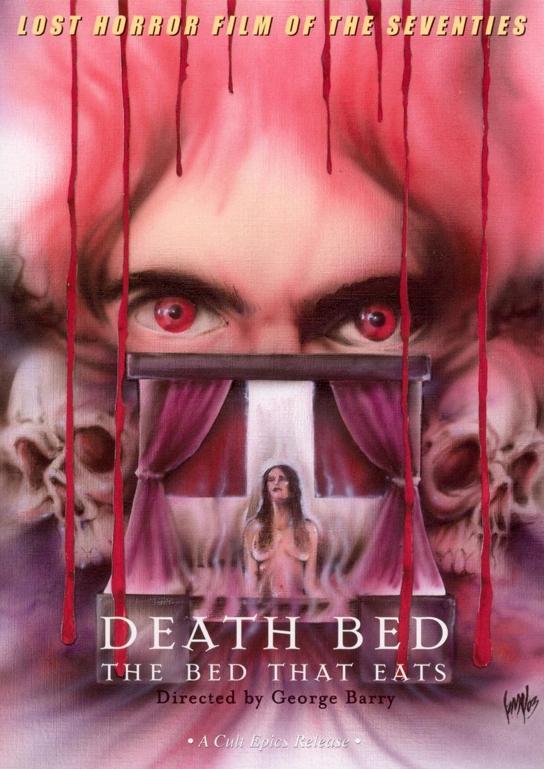 Death Bed: The Bed That Eats Poster