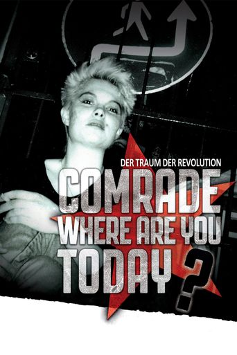 Comrade, Where Are You Today? Poster