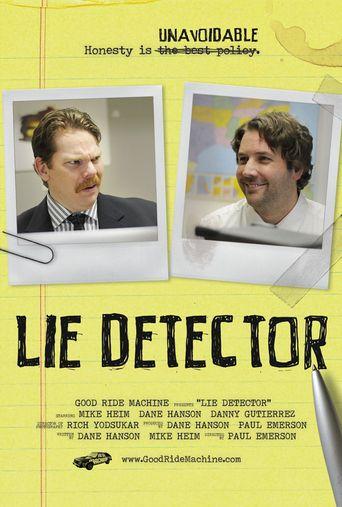 Lie Detector Poster