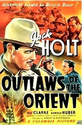 Outlaws of the Orient Poster