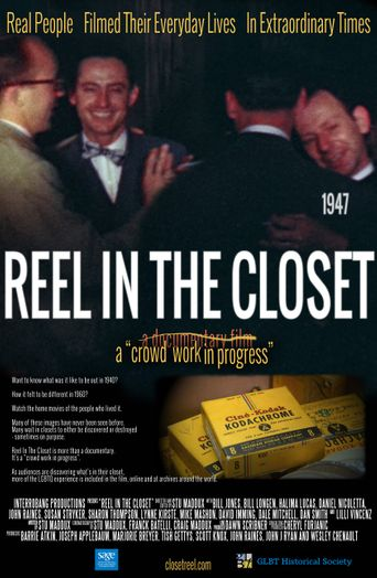 Reel in the Closet Poster