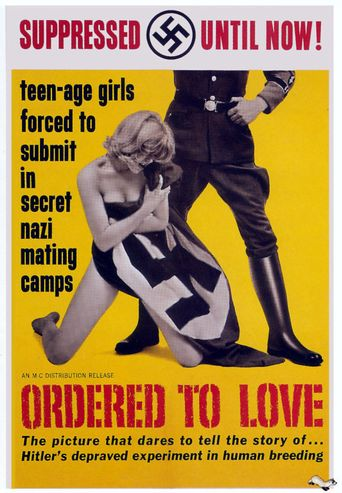 Ordered to Love Poster