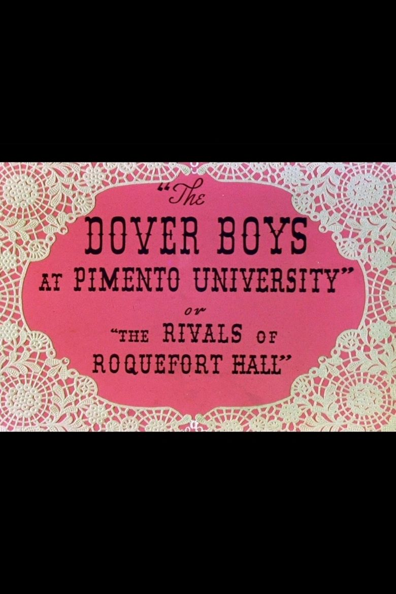 The Dover Boys Poster