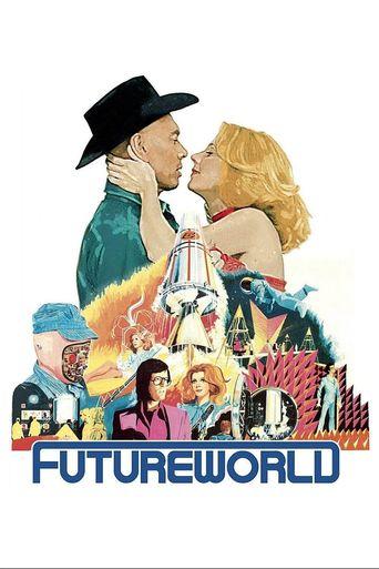 Futureworld Poster