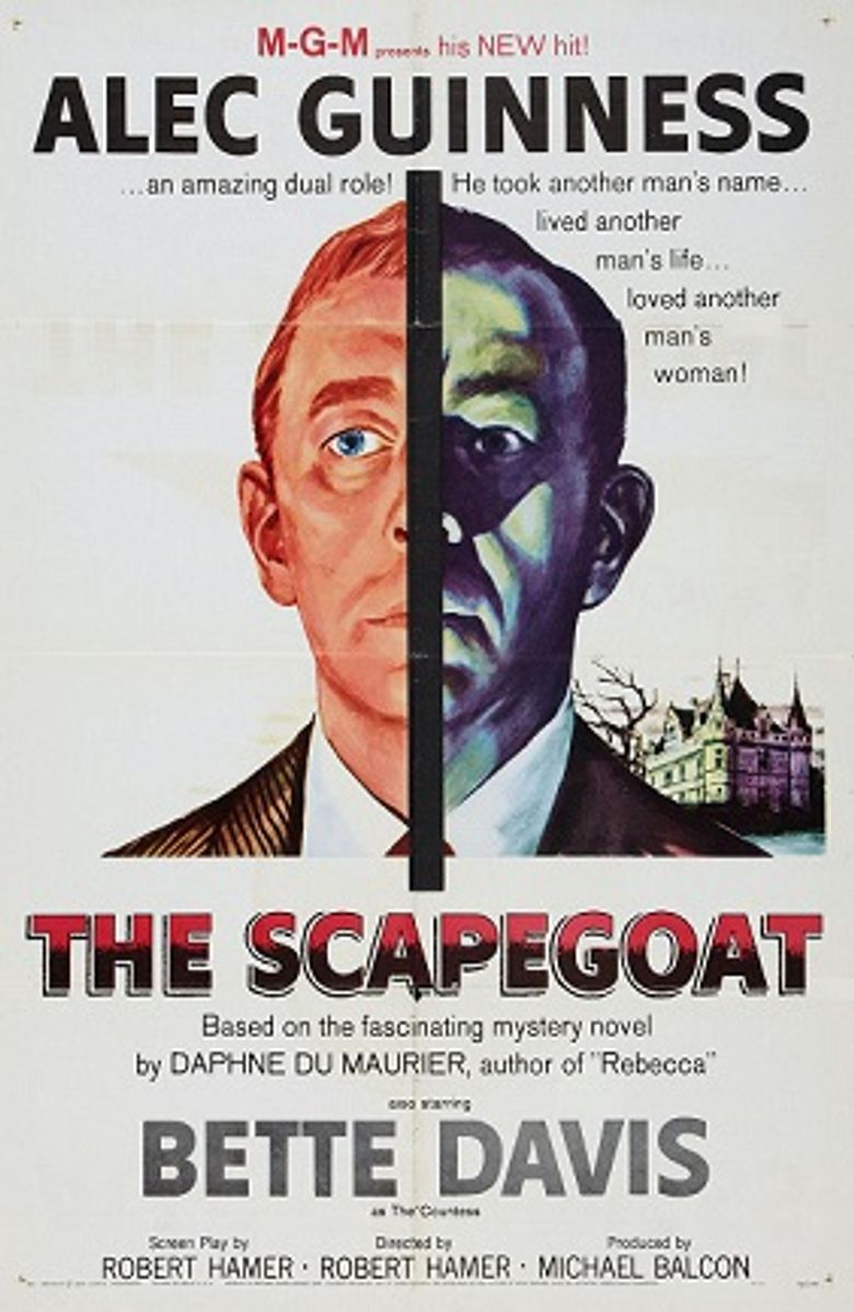 The Scapegoat Poster