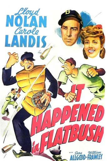 It Happened in Flatbush Poster