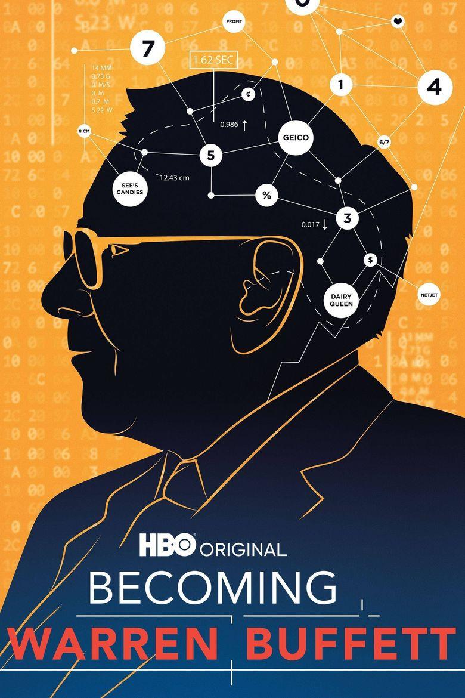 Becoming Warren Buffett Poster