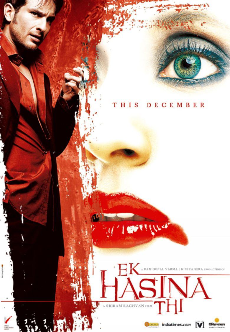 Ek Hasina Thi Poster
