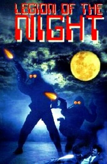 Legion of the Night Poster